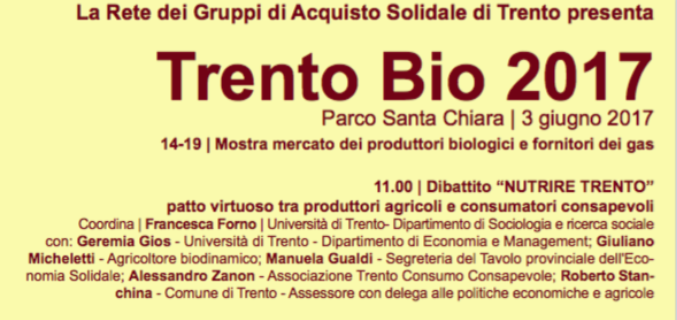 Trento Bio 2017