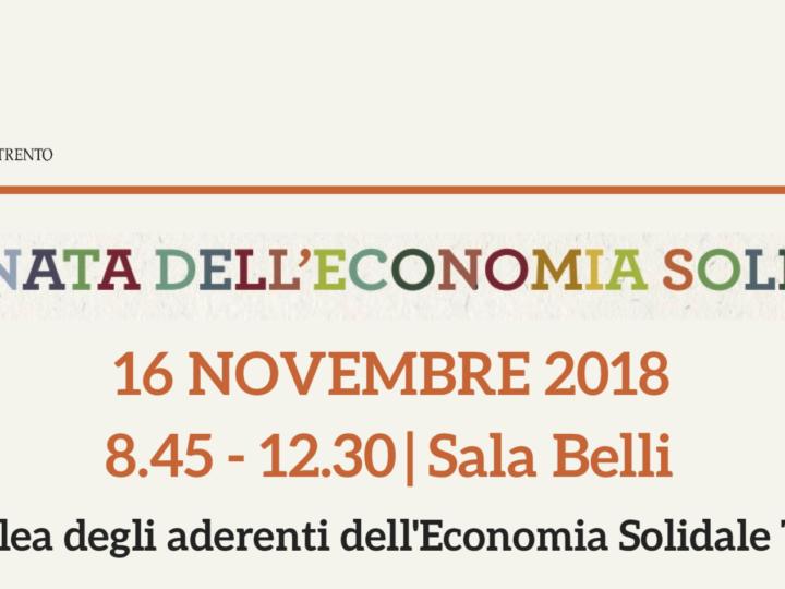 Giornata dell'Economia Solidale 2018
