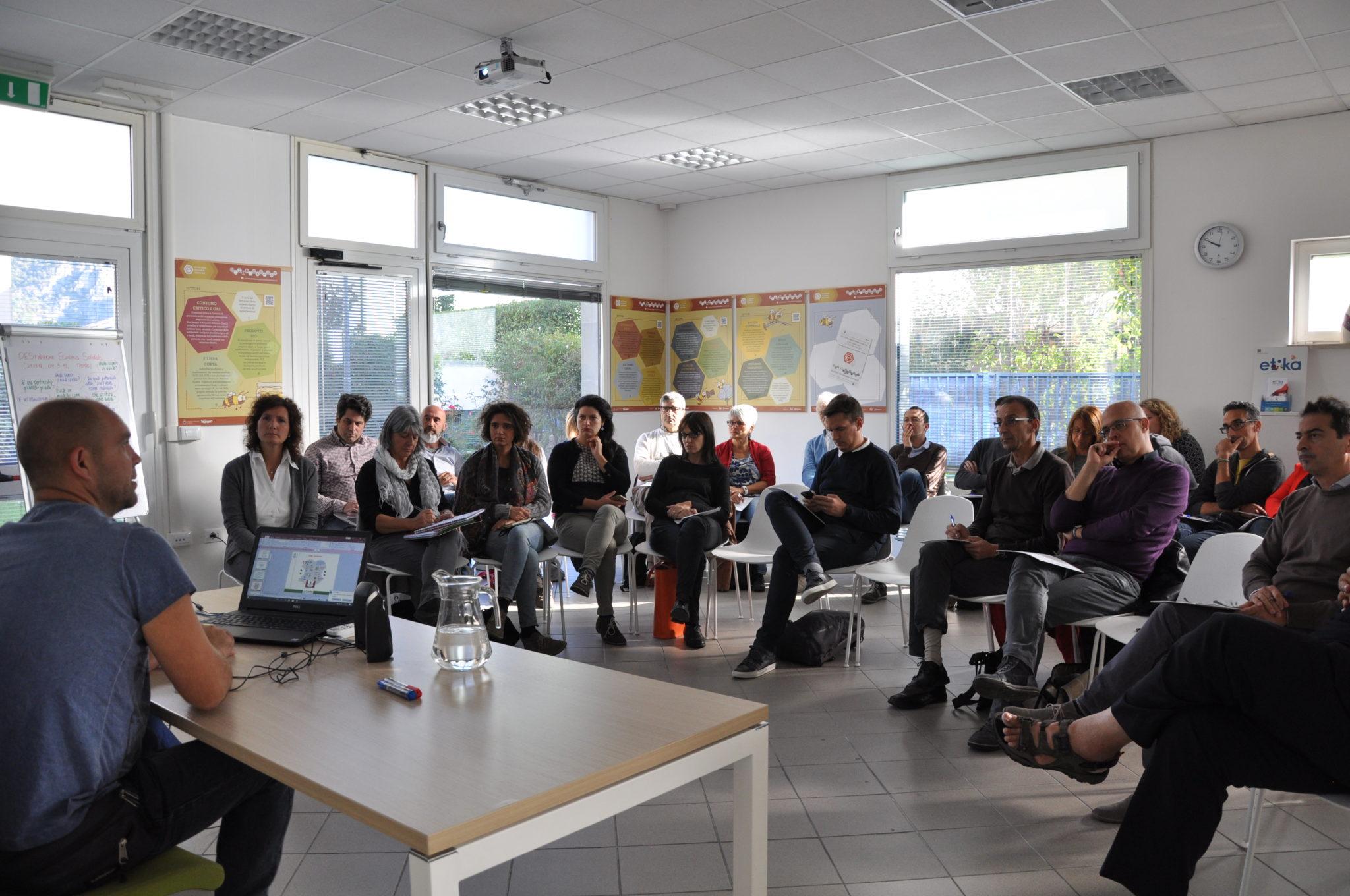 Isola Ecologica Castiglione Delle Stiviere workshop-5-ottobre-des